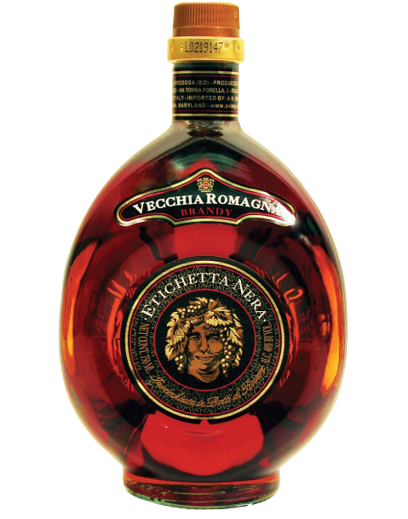 vecchia romagna how to drink